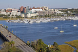 Charleston, South Carolina and Harbor