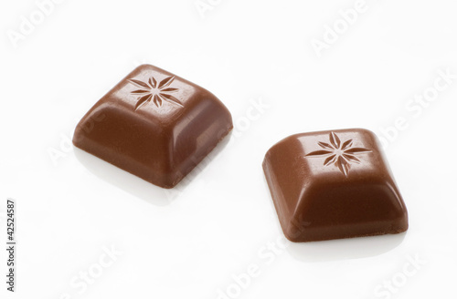 Chocolate confection