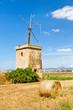 Alte Windemühle auf Mallorca