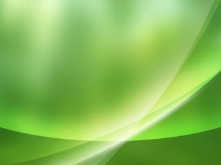 Green wavelet aurora background Aurorac