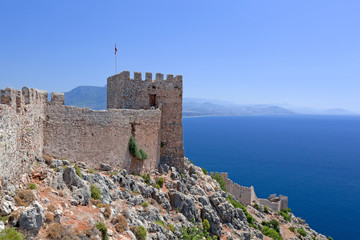 Alanya Castle. Turkey