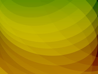 Green-Yellow-Orange wavelet background BoxRiden-2, more colors