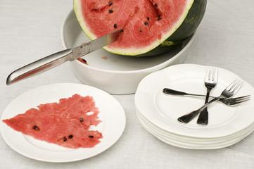 Wassermelone # 7834