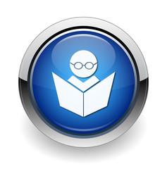 commercial top level domain web blue button