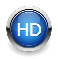 hd web blue button