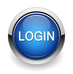 login web blue button
