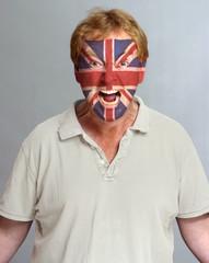 British supporter