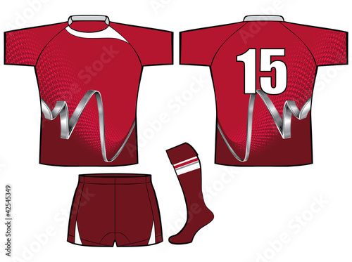 rugby equipment design
