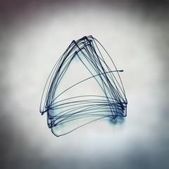 triangular abstract