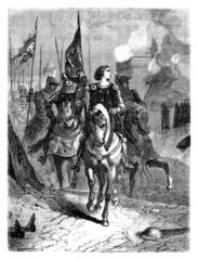 Woman Warrior - Joan of Arc - 15th century