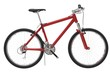 Bicycle Red 1