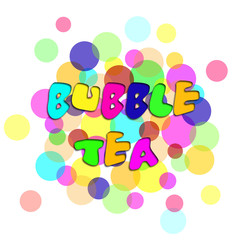 Buntes Bubble Tea Logo