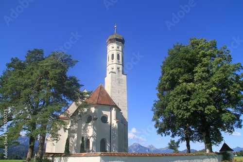 Wallfahrtskirche St. Coloman
