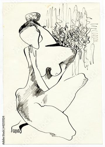 naked woman © kuco