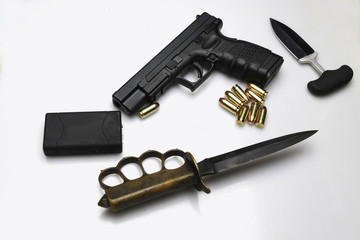 Array of Urban Weapons