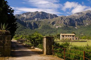 Spanish cottage