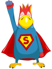 Superparrot.