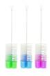 Three Nylon Brushes