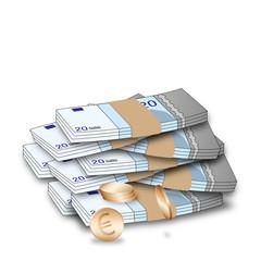stapel euronoten
