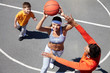Basketball amateurs