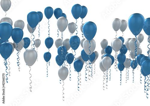 niebieskie-i-biale-balony