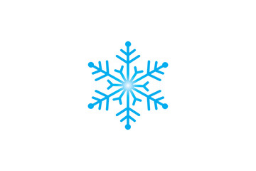 Icon weather snow