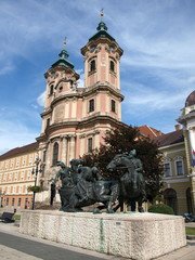 Eger church