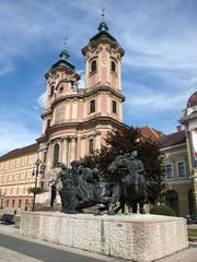 Eger church