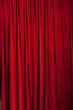 Red curtain d