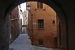 Siena, vicoli medievali