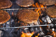 Steak, Grilling at summer weekend