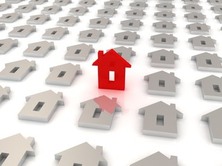 Choice of house