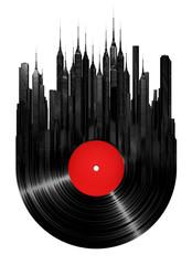 Vinyl city