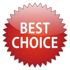 sticker red best choice
