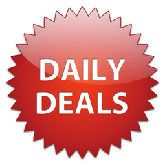 sticker red daily deals