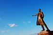 札幌 クラーク博士の銅像