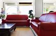 interior loft, furnished livingroom