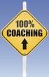 panneau 100% coaching