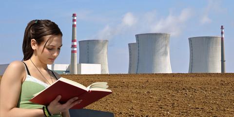 atomkraftwerk - gefahr