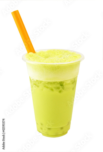 Bubble Slush Kiwi