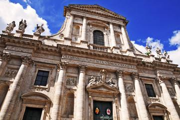 Roma, Basilica di San Giovanni Battista dei Fiorentini