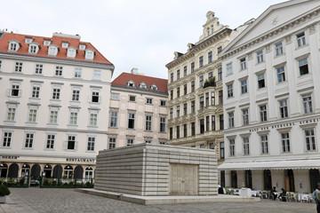 Österreich, Wien, Judenplatz