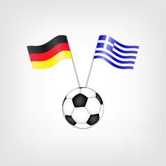 Deutschland Griechenland