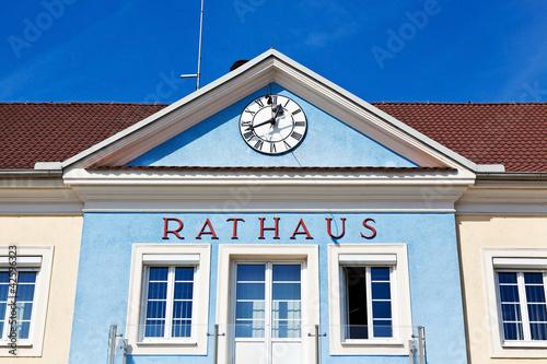 Rathaus Stegersbach Burgenland