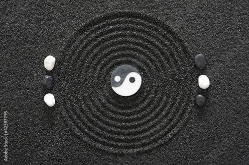 Fototapeten,yin,yang,kurort,zen