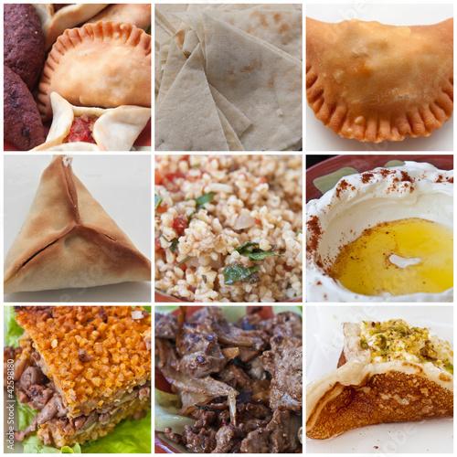 spécialités cuisine libanaise