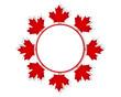 Canada Day stickers.