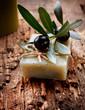 Handmade Olive Soap. Organic Cosmetics