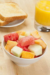 Melon Fruit Cup