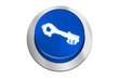 Botón azul llave
